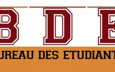 BDE et BDS ISEN Nîmes
