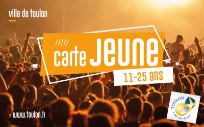 Carte Jeune Toulon