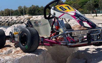 Kart électrique : article de Var Matin