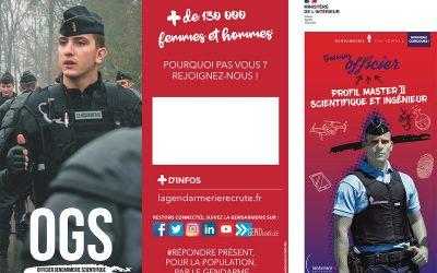 Création d'un nouveau concours universitaire scientifique pour la gendarmerie en 2021