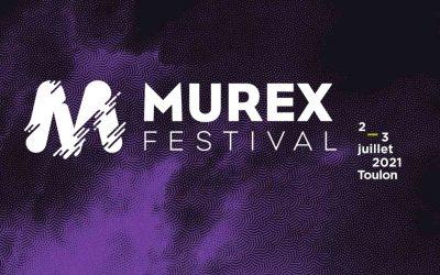Festival Murex à Toulon