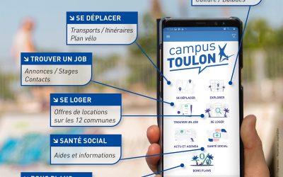 Application Campus Toulon